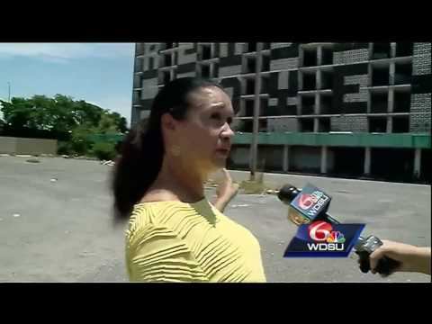 Homeless hotel creates controversy in New Orleans East