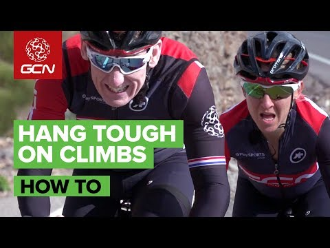How To Hang Tough On A Climb | 10 Tips To Not Get Dropped