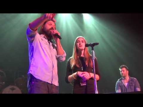 Third Day's Mac Powell w/ Scout Powell: Agnus Dei (Atlanta, GA- 4/13/13)