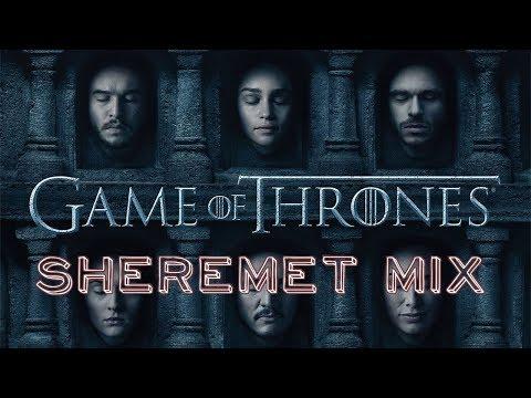 SHEREMET - game of thrones (МУЗЫКА ИЗ ИГРЫ ПРЕСТОЛОВ) (MUSIC FROM THE GAME OF THRONES)#gameofthrones