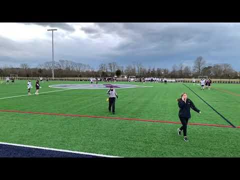 Sussex Academy Lacrosse 2019 vs Hodgson (9-6)