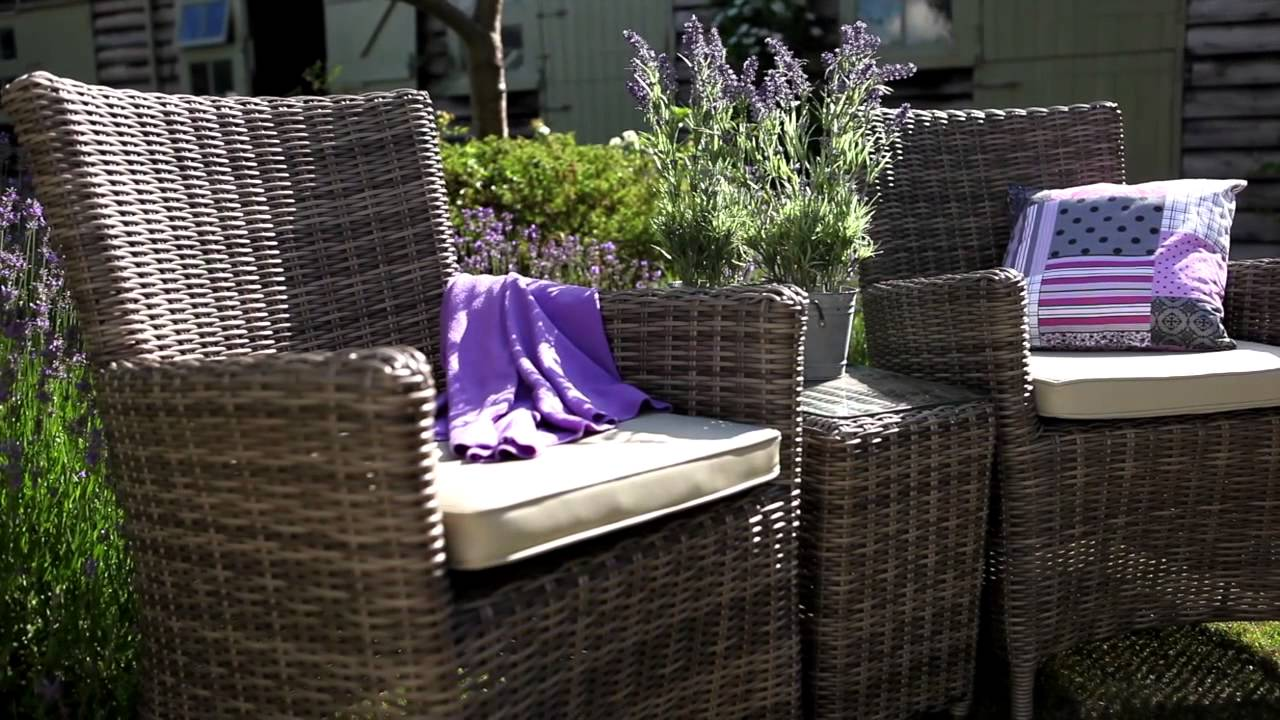 Garden Furniture 2014 Uk hartman uk's 2014 collection of garden furniture - youtube