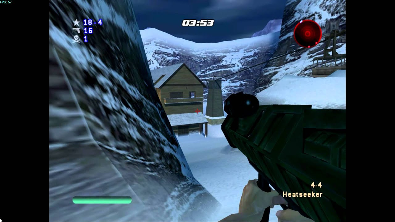 James Bond Nightfire Gamecube Version On Pc Youtube