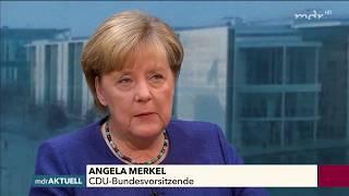 Merkel lehnt Teile des