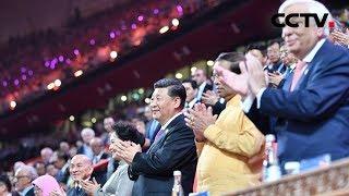 [亚洲文化嘉年华]国家主席习近平出席亚洲文化嘉年华活动并发表致辞| CCTV