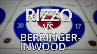 ONT Senior Curling WOMAN'S FINAL  Rizzo vs Berringer-Inwood
