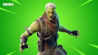 Free Brainiac Jonesy Skin FORTNITE Showcase