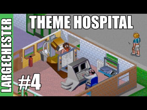 Theme Hospital | #4 | Largechester Hospital | X-Rays