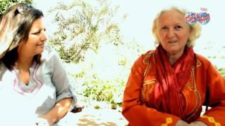 أخبار اليوم   المعلمة المجرية ديدي اتمني انشاء مدرسة مجتمعية لقرية البحاروة
