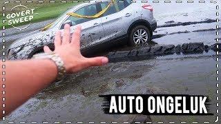 AUTO ONGELUK in IJSLAND