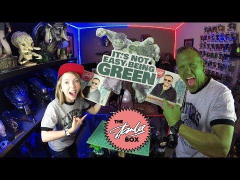 The Official Stan Lee Box # 3 Unboxing - April 2017 - Bonus GIVEAWAY | Guru Reviews