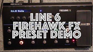 Firehawk Preset Demo