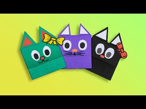 DIY Craft Paper Envelope Easy | Origami Envelope Easy | How To Make Paper Envelope Easy Idea