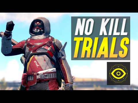 Destiny - Winning A Game Of Trials Without Killing Opponents