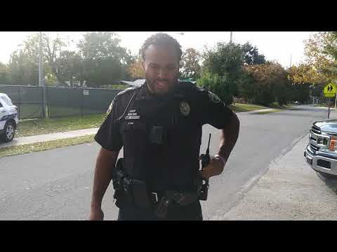 1st amendment audit, Mount Dora FL PD, your behaviour is not normal