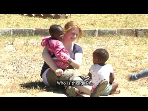 An Spidéal students trip to Zambia 2011