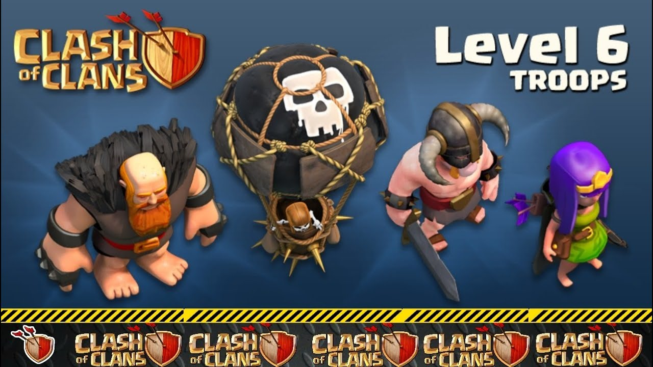 How to get max level troops in clan castle very fast youtube