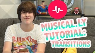 Musical.ly HOW TO - TRANSITIONS w/ Raegan Beast | The Ear.ly Show
