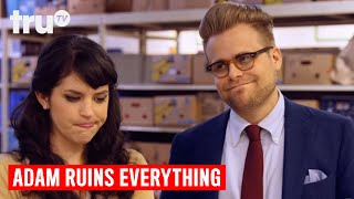 Adam Ruins Everything - Why You Shouldn't Donate Canned Food to Charities thumbnail