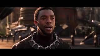 BLACK PANTHER Movie Clip   Dora Milaje vs Klaue Fight Scene 2018 Marvel Movie HD