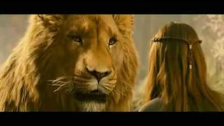 Lucy Finds Aslan
