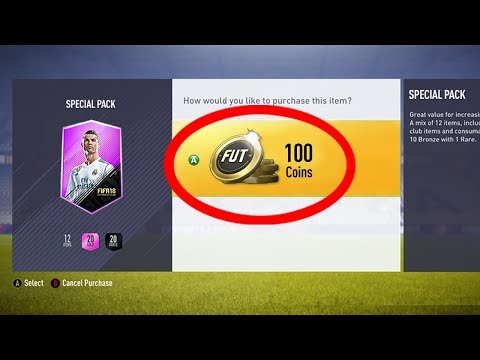 I Bet $1,000,000 You DIDN'T KNOW this FIFA 18 Secret!