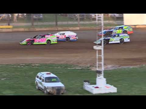 4 28 18 Modified Heat #2 Lincoln Park Speedway