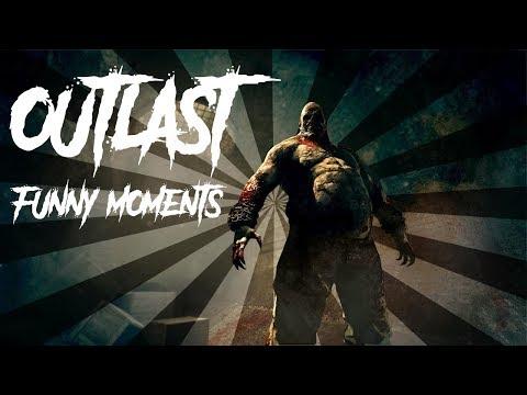 PSYCHIATRIE DER BESONDEREN ART - Outlast Lustige Momente [ Funny Moments | horror game | german ]