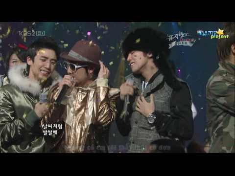 [Vietsub][Perf] Big Bang & Haha - You're My Destiny & Last Farewell [YGVN]