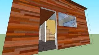 140 Sq Ft Tiny House