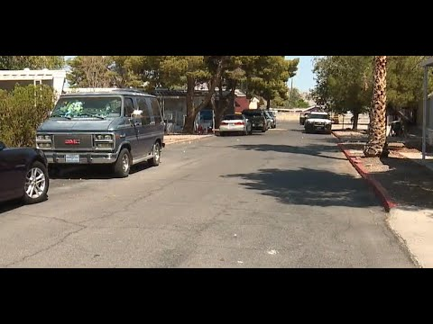 Police: Man dies in shooting in east Las Vegas, gunman remains on loose - KTNV Channel 13 Las Vegas