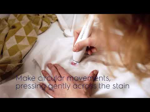 How to use the Stain Remover Pen
