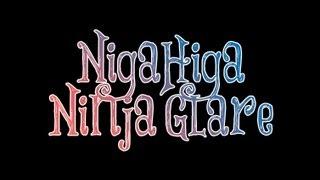 NigaHiga (Ryan Higa) - Ninja Glare (LYRICS ON SCREEN)