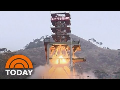 President Trump: US Will Act Alone Against North Korea If China Doesn't Help | TODAY