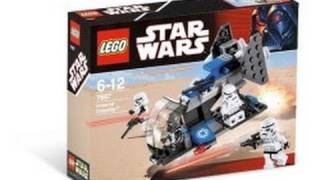 lego star wars 7667 imperial dropship review