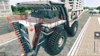 Giant Machines 2017 - Haul Truck Gameplay (PC HD) [1080p60FPS]