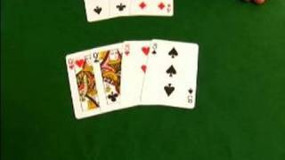 Basic Hand Rankings in Poker : Two Pairs in Poker