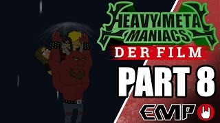 Heavy Metal Maniacs: Folge 44 - Auf den Schwingen des Metals