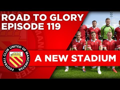 Road to Glory - Ep. 119 Surprise! | Football Manager 2013