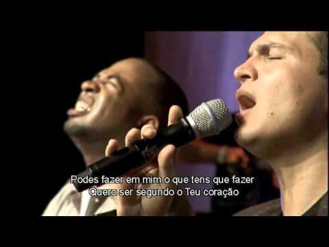 Toque No Altar - 09 - Te Conhecer (DVD Deus de Promessas Ao Vivo 2007)