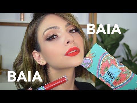 Probando el Maquillaje de Yuya | BAIA BAIA