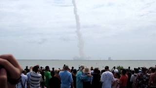 STS-135 Launch from Titusville