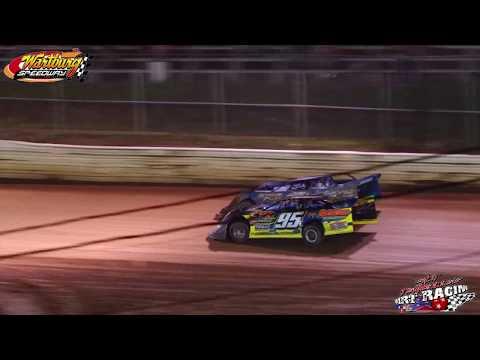 Late Models @ Wartburg Speedway (7-21-18)