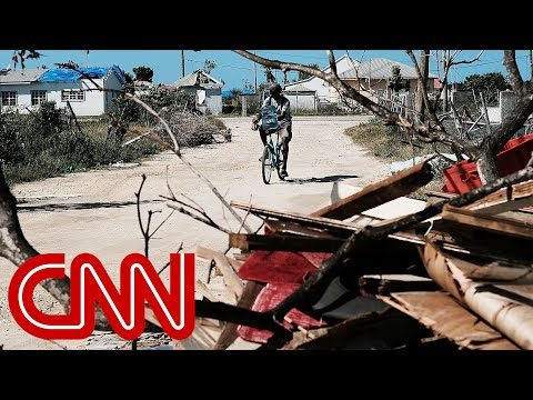 St. John locals begin to pick up the pieces after Irma