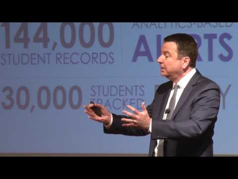 Rethinking Access and Success in Higher Education | Timothy Renick | TEDxGeorgiaStateU