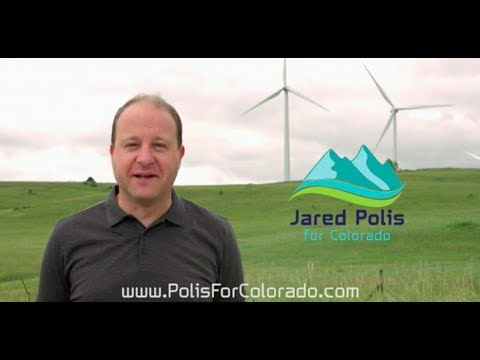 Polis for Colorado - Energy Independence