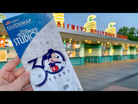 Disney's Hollywood Studios 30th Anniversary Celebration!