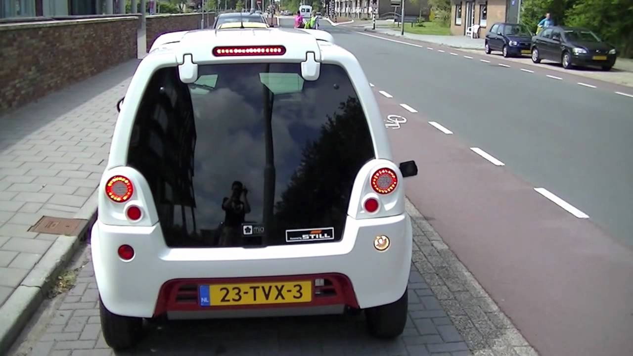 mia electric car test mia elektrische auto test test mia electric car elektro autotest. Black Bedroom Furniture Sets. Home Design Ideas