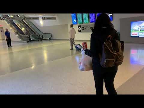 Cincinnati International Airport | Ghost town | Northern Kentucky| Airport train| amazon Airhub