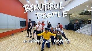 Ed Sheeran - Beautiful People (feat. Khalid) / Dance Choreography by Franky Dancefirst